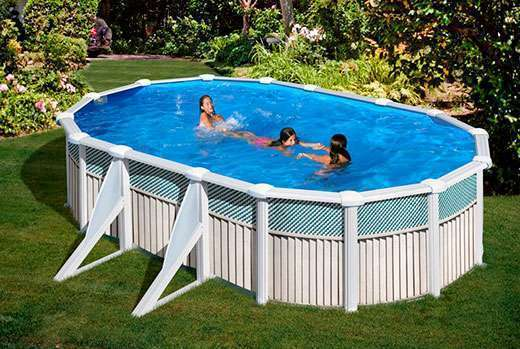 Vadecompras for Piscinas ovaladas desmontables