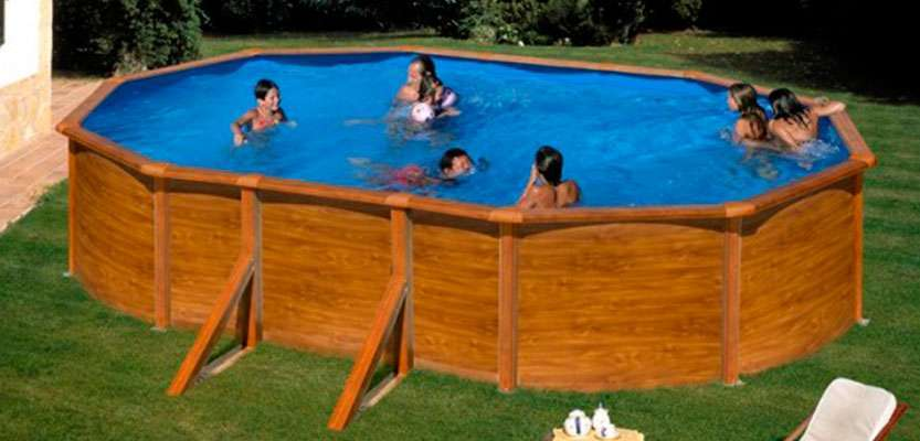 Vadecompras for Bricomart piscinas desmontables